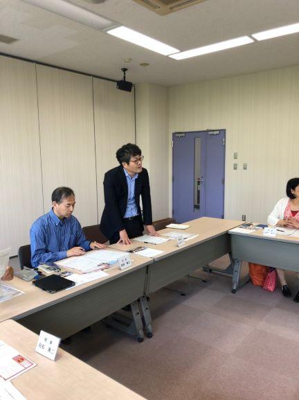 令和元年6月8日 尚友会第一回役員会が行われました。