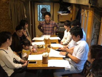 尚友会東京支部総会が行われました。