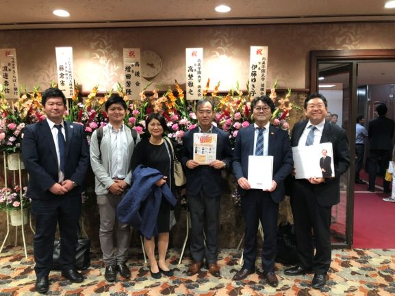尚美学園大学20周年記念 東京新聞フォーラムに尚友会役員が参加しました
